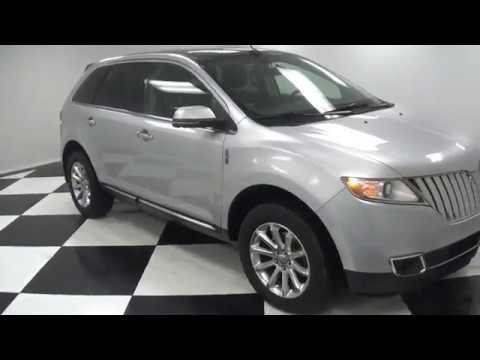 2015 Lincoln MKX AWD PREMIUM W ROOF SUV
