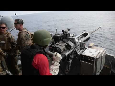 USS Bonhomme Richard operations