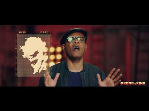 """KONG: SKULL ISLAND - """"Where is Skull Island?"""" ft. Samuel L. Jackson"""