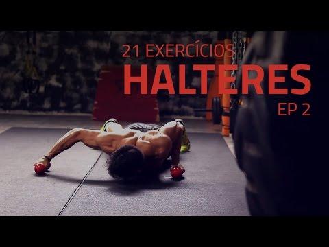 21 Exercícios Com Halteres - EP 2 | Sérgio Bertoluci - X21