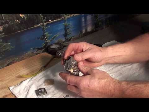 The chainsaw guy shop talk Stihl MS 660 carburetor testing, repair 11 27