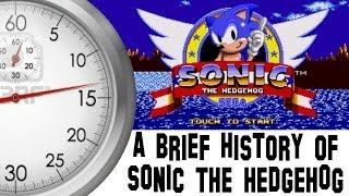 A Brief History Of Sonic The Hedgehog