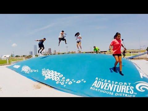 RIVERSPORT ADVENTURES OKLAHOMA CITY 2017 GoPro hero+