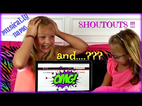 100,000 SUBSCRIBERS COUNTDOWN * MUSICAL.LY NAME & SHOUTOUTS - Magic Box Toys Collector