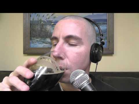 The Whispering Dead #9 with Samuel Smith's Organic Chocolate Stout Beer Review