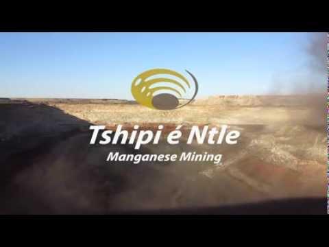 Jupiter's Tshipi Borwa Manganese Mine