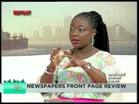 Your View 21st June 2017 | Being A Widow in Nigeria