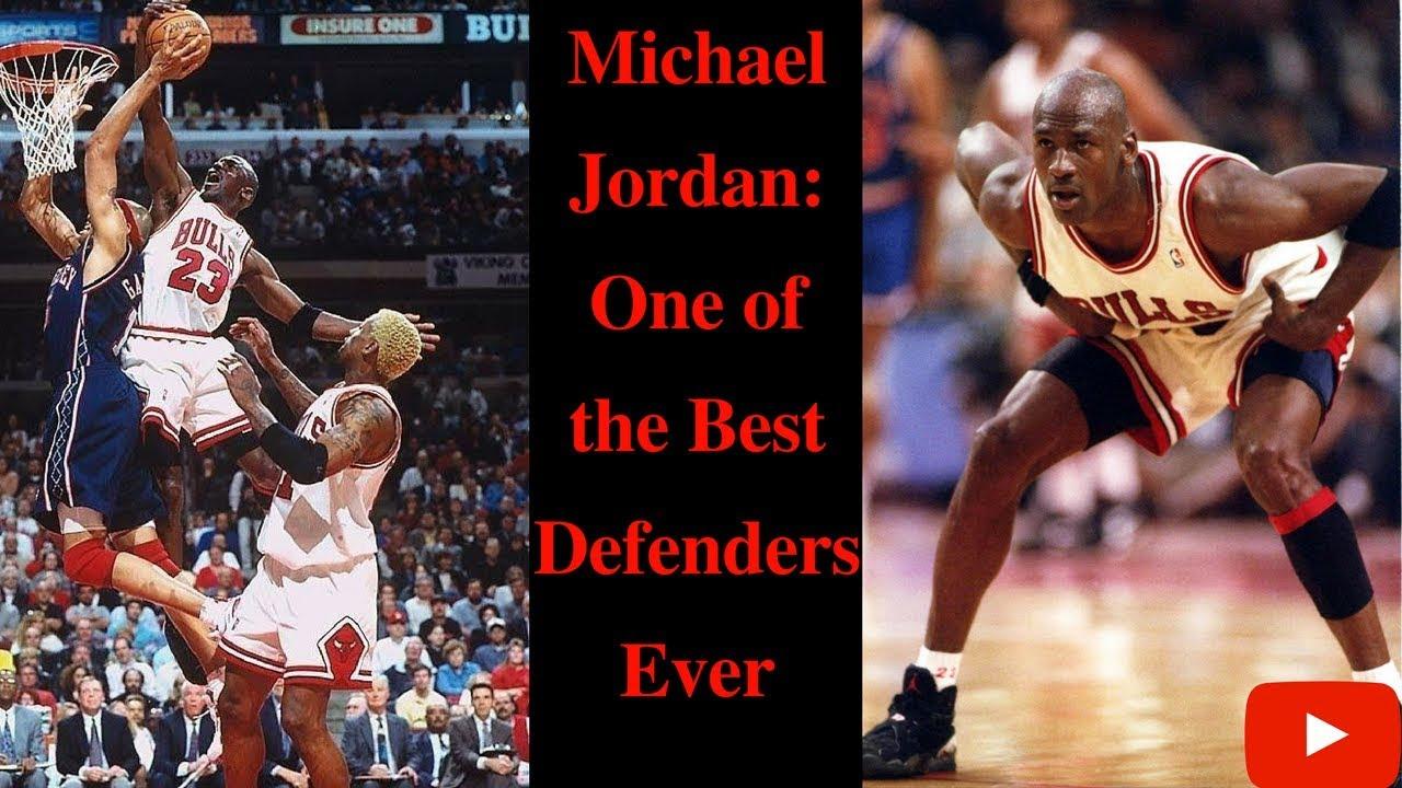 niska cena najlepszy hurtownik buty temperamentu Michael Jordan: One of the Best Defenders Ever.
