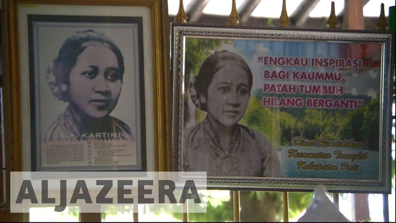 Indonesian film honours women's rights activist