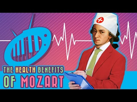 The Health Benefits of Mozart: An Exploration of Science