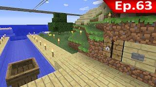 Tackle⁴⁸²⁶ Minecraft (1.7.9) #63 - ท่าเรืออัตโนมัติ