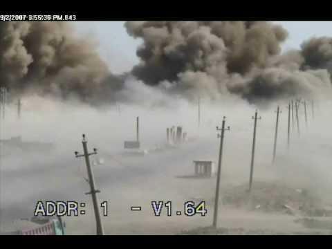 VBIED IED SEP 02 2007 camp taji iraq huge explosion