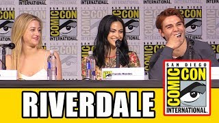 RIVERDALE Comic Con Panel Part 1 - Season 2, News & Highlights