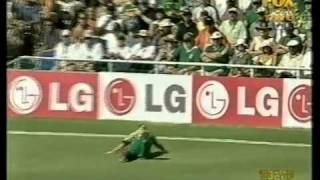 Brian Lara 116 vs South Africa 2003 WORLD CUP