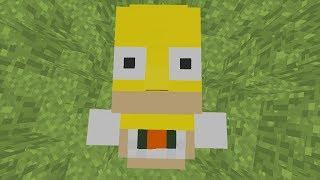 Minecraft Xbox - Murder Mystery - Simpsons (2)