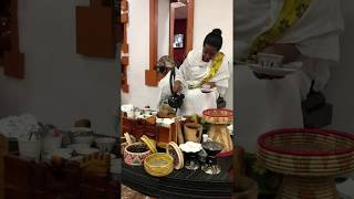 Ethiopian Airlines Lounge Addis Ababa Coffee Roasting
