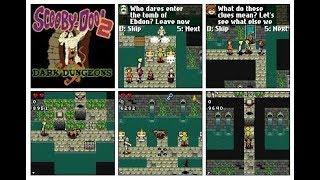 Scooby-Doo 2: Dark Dungeons JAVA GAME (Macrospace 2004 year) [LIVESTREAM]