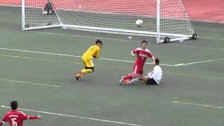喇沙vs拔萃 2015 3 8 學界足球精英賽決賽 精華