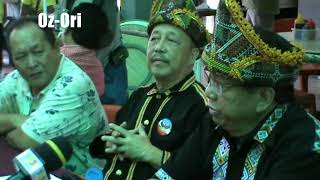 FREEDOM OF RELIGION AS PER PARTI ANAK NEGERI PRESIDENT HENRYNUS AMIN 2 NOV 2017