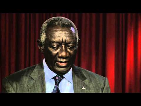 John Kufuor, former President  of Ghana - Voices on Social Justice