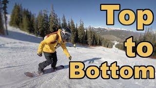 Opening Weekend Copper Mountain 2019/2020 Ski Season - (Tom to Bottom)