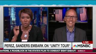 DNC Chair Perez Has No Answer On Whether Bernie Sanders Is Going To Share Supporter List With DNC