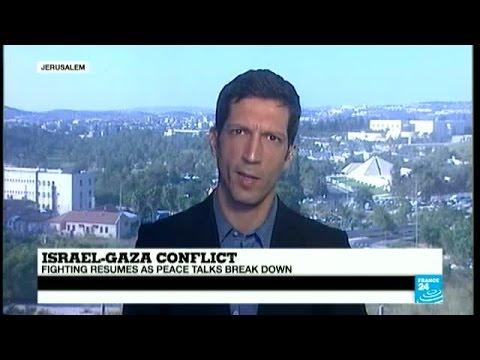 Israel-Gaza - Fighting resumes as peace talks break down - Gallagher Fenwick reports