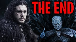 SEASON 8 End Game Theory - Who Will Win the Game of Thrones? | Game of Thrones Season 8