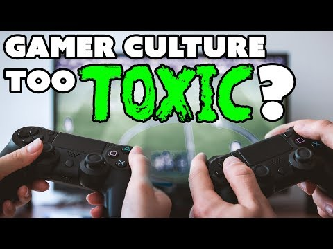 Gamer Culture Too TOXIC? - The Know Game News