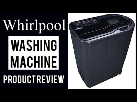 Whirlpool Superb Atom 70S (Grey) 7L Semi Automatic Washing Machine | Product Review