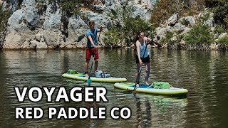 Red Paddle Co 2018 - Voyager and Voyager Tandem