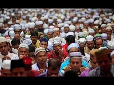 10 Countries with the  highest Muslim Population