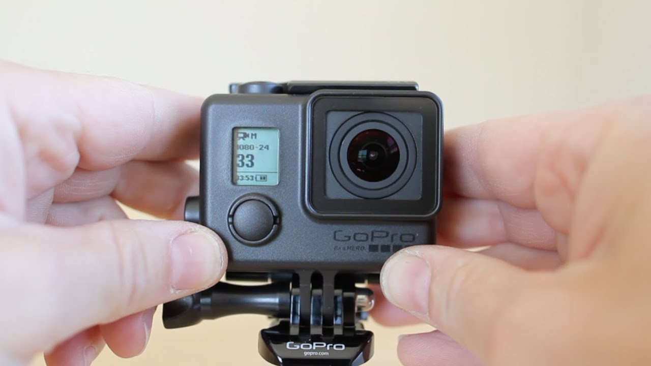 blackout housing unboxing look gopro tip 335