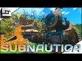 Exploring The Island! Dry Land! Subnautica Gameplay - NEW SEASON! S5E4