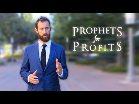 Prophets for Profits - Which religion suits your insecurities? {The Kloons}