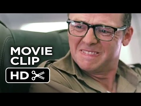 For Happiness Movie CLIP - Unbreakable (2014) - Simon Pegg Movie HD