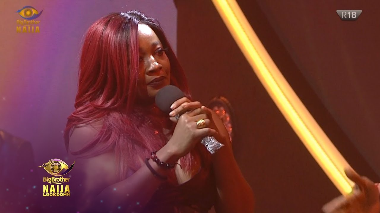 Live Show: Lucy is Evicted | Big Brother: Lockdown | Africa Magic