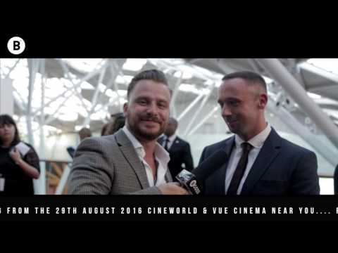 Dapper Laughs Talks with Jason Maza [brOTHERHOOD Premiere] (@BOSSSMEDIA)