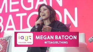 Megan Batoon Interview   #ItsAGirlThing Manila 2018