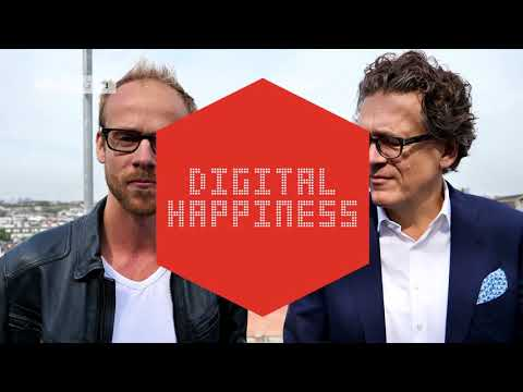 Digital Happiness experiment at Amsterdam Dance Event 2017