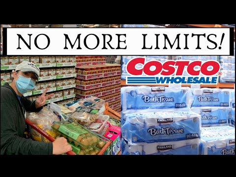 🚨BEST TRIP EVER August 2020! 🌈 FULL STOCK – NO Limits!!! 🚧 Costco Shopping Shop with Me 2020🔥