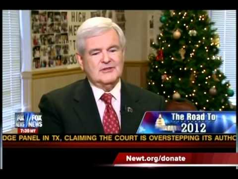 Newt's In-depth Interview with Sean Hannity