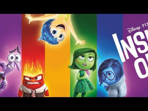 Disney INSIDE OUT JOY and ANGER Part 3 - DISNEY INFINITY 3.0 Into the Mind's GAMEPLAY