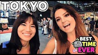 Tokyo avec Kayane, nos lieux préférés !  #TGSCaroJu