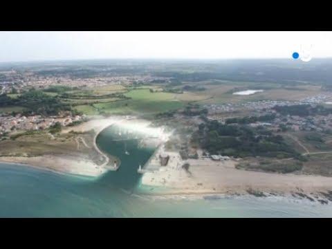 Projet de port en Vendée