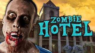 ZOMBIE HOTEL 2 (Part 2) ★ Call of Duty Zombies Mod (Zombie Games)