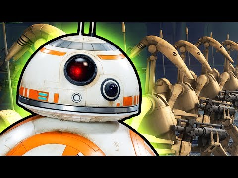 Top 10 Most Influential Droids in Star Wars | TGN