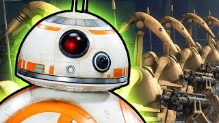 Top 10 Most Influential Droids in Star Wars   TGN