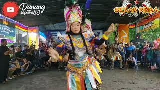 SEKAR RIMBA Feat SUKMA ABHINAYA INDONESIA Live JAGANG LOR, SALAM - PENONTONE MOBAL AMBYAR KABEH