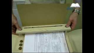 Станок для сшивания архивных документов  МС 2015(Модернизированный станок для сшивания архивных документов. Для нотариусов,архивариусов,бухгалтеров и т.д., 2015-05-21T12:08:17.000Z)